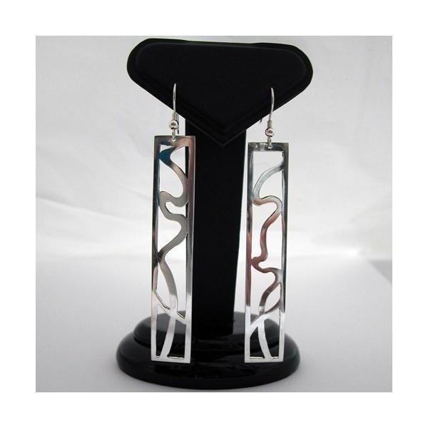 Acheter Pendants d'oreille en argent 9 - Bijoux de créateur