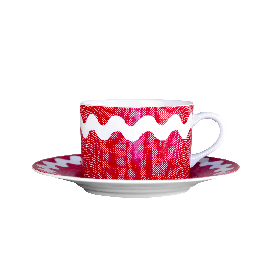 Acheter Paire tasse à thé Croquet