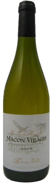 Acheter Vin Macon Villages blanc