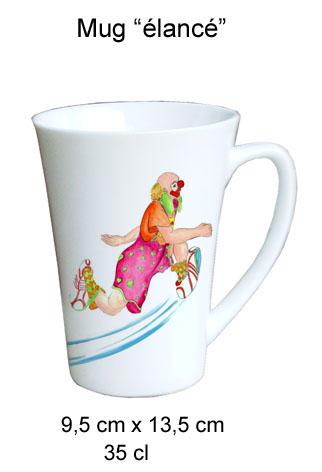 Acheter Mug tres elegant en porcelaine