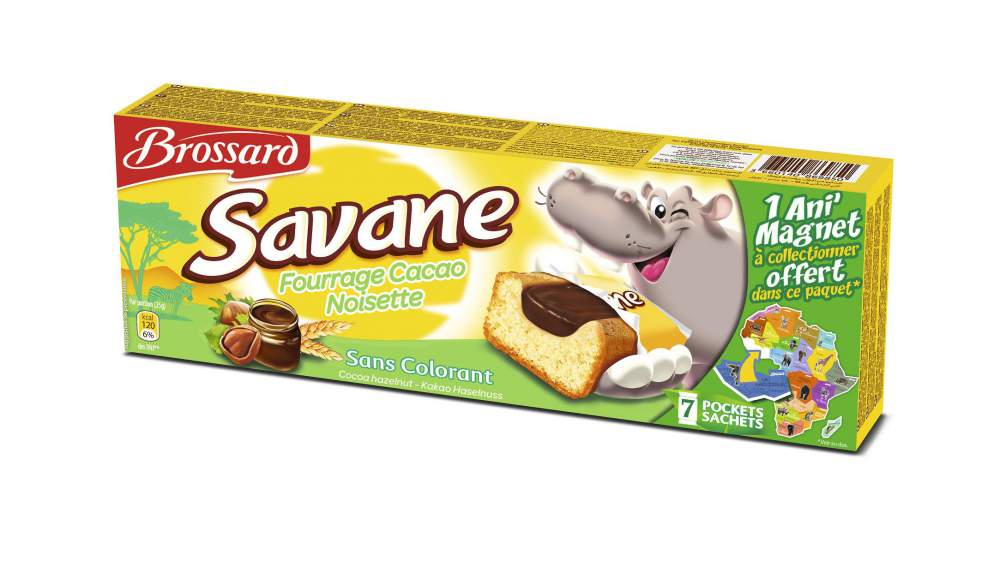 Acheter Savane Cocoa-Hazelnuts