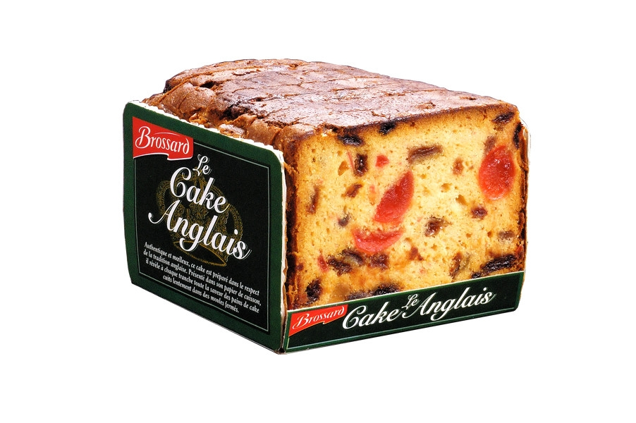 "Acheter The English Fruit Cake ""Le cake anglais"""
