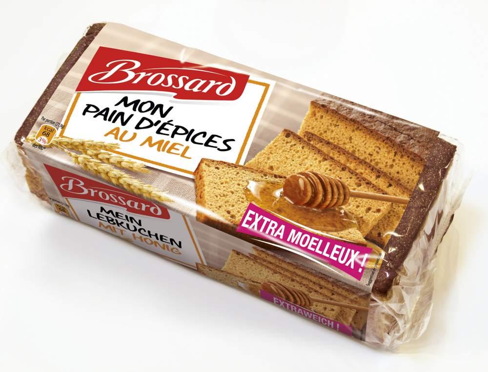 """Acheter Gingerbread with honey """"Mon pain d'épice au Miel"""""""