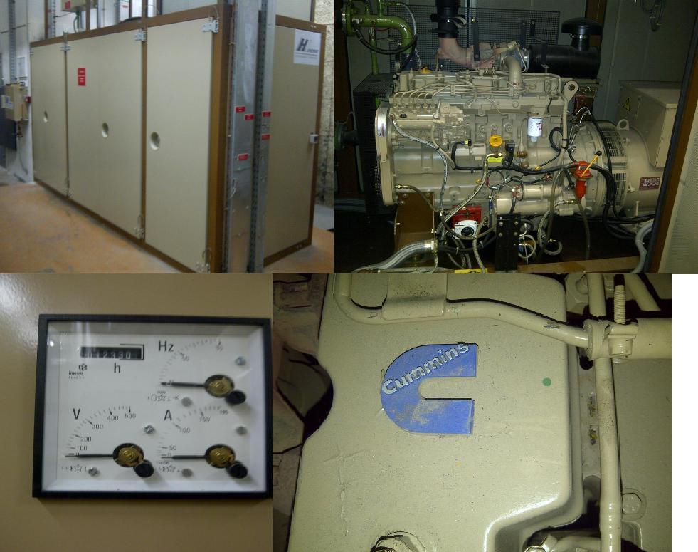 Acheter Generator CUMMINS C8
