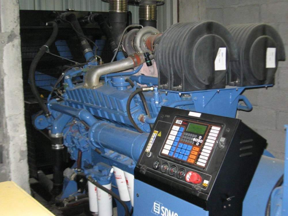 Acheter Generator CUMMINS VTA28 Diesel