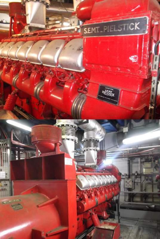 Acheter SEMT PIELSTICK MARINE ENGINE