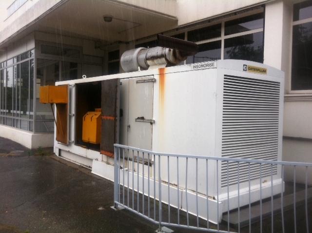 Acheter Groupe electrogene CATERPILLAR 3412 500KVA