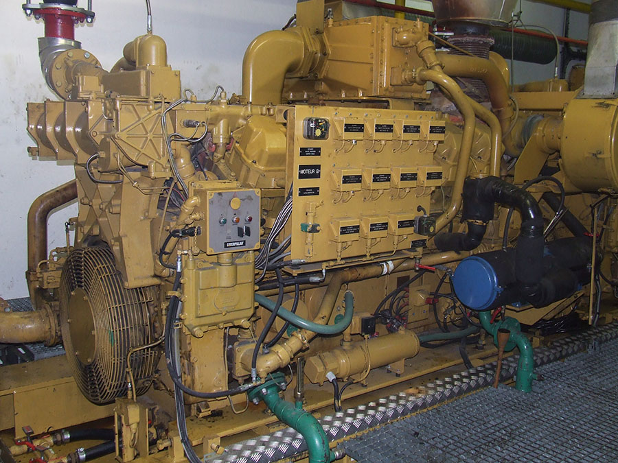 Acheter Generator CATERPILLAR TANDEM 3524