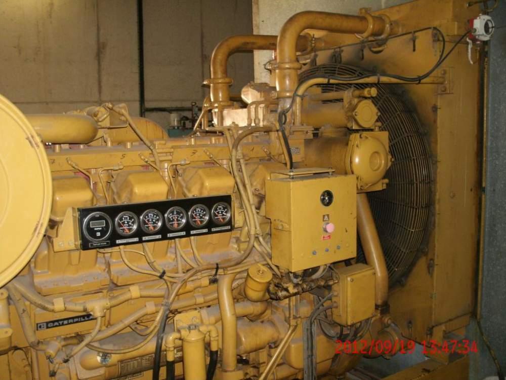 Acheter Generator CATERPILLAR 800KVA