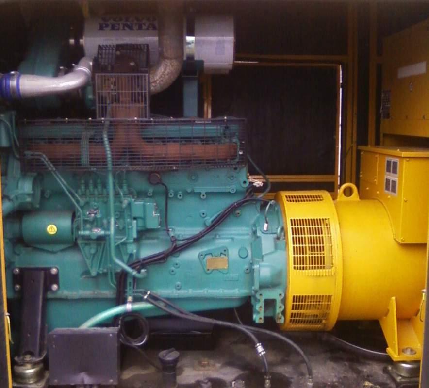 Acheter Generator Volvo Penta SDMO