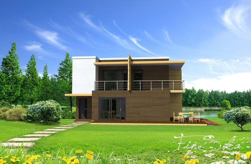 Acheter Maison en bois