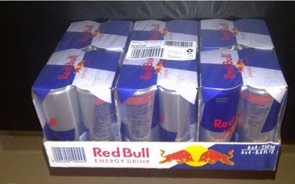 Acheter Redbull boissons énergie 250 ml