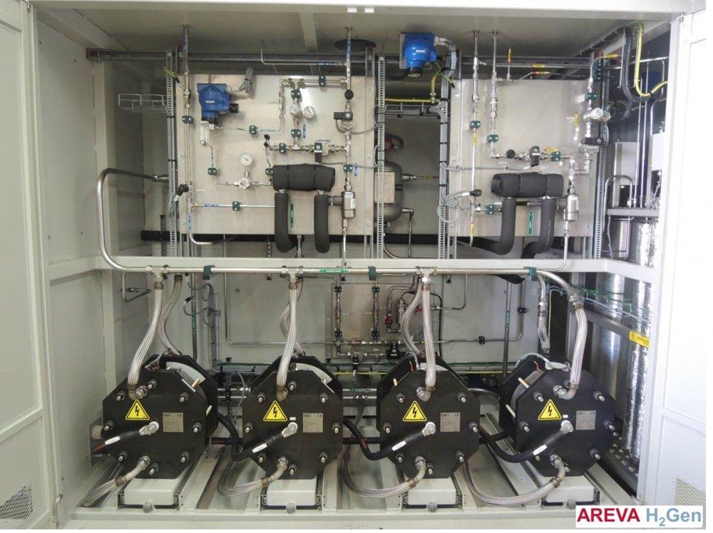 Acheter Электролизная Установка 10 - 120 нм3/ч