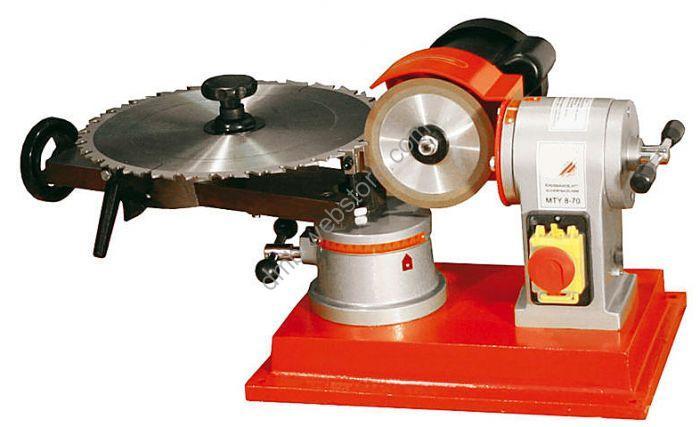 Acheter Affûteuse manuelle de lame de scies circulaires carbure AFUSCIE MTY870