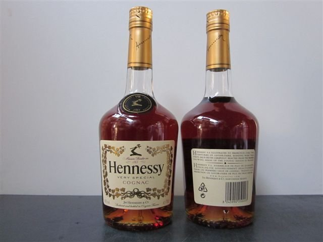 HENNESSY VS 70 CL PAR CAISSES DE 6