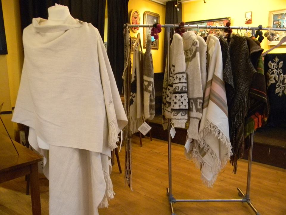 El Antigal tejidos artesanales