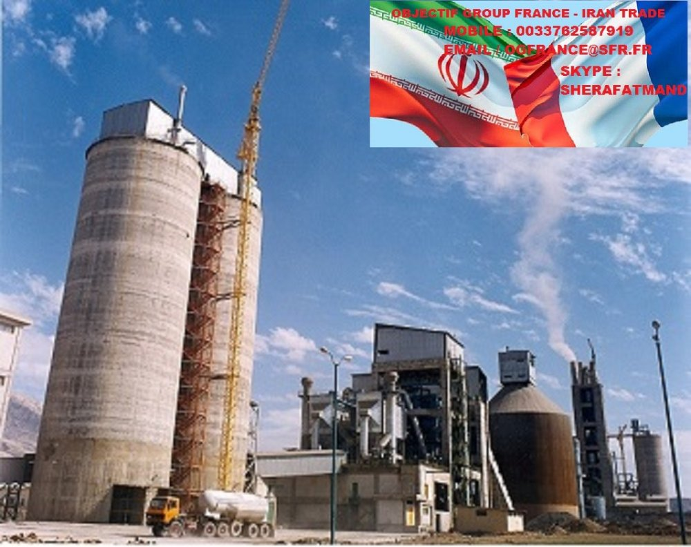 Acheter Cement portland all garde direct our factory from IRAN