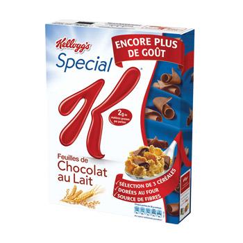 Acheter KELLOGG'S K CHOCOLAT 375G