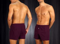 Short de bain Christian Bordeaux