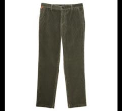 Pantalon velours grosses côtes