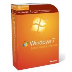 Windows 7 édition familiale premium - mise à jour