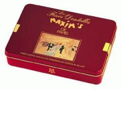 Boîte Crêpes Dentelles Chocolat au Lait