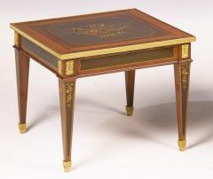 Bout de canapé de style Louis XVI - Réf. 7210