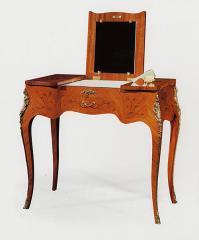 """Coiffeuse de style Louis XV """"Princesse de Conti"""" - Réf. 80"""