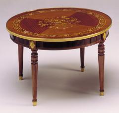 Table basse de style Louis XVI - Réf. 7400