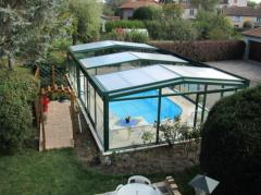 L'abri Piscine fixe Visio Pool