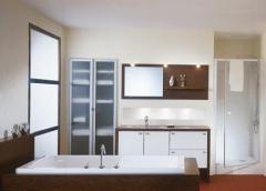 Salle de bain - Laque
