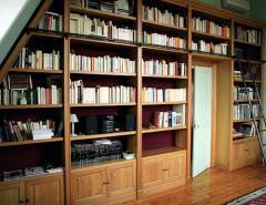 Bibliotheque - Ref.b001