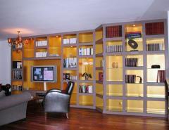 Bibliotheque - Ref.b013