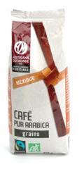 Café Bio Mexique en grains, 250 G
