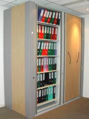 Armoires- Solutions classement - Le Bi-Class (armoire pivotante)