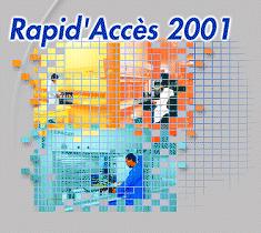 Logiciel qui organise le stockage de vos articles par attribution automatique d'emplacement Rapid'Accès