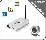 Systeme de surveillance sans fil, AGM WC-078
