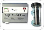 Electroliseur de Sel pour piscines familiales