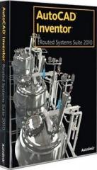 AutoCAD Inventor Routed System 2010 Des outils