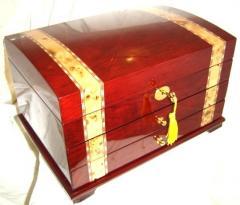 Grande boîte à bijoux BERYL