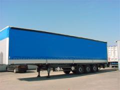 Awnings for trucks