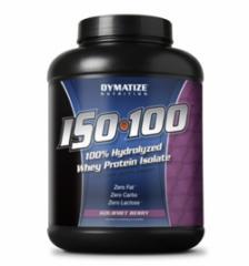 Protéine maigre Protéine ISO 100 Vanille 0,9kg