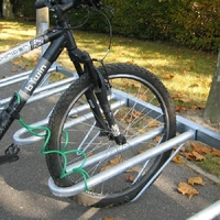 Support vélos berceau