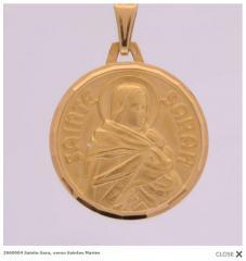 Médailles OR > Médailles des Saintes