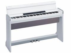 Piano Korg LP350W  Meuble amplifie blanc