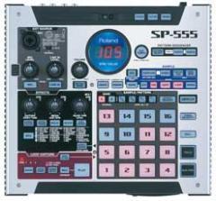 Mixages, tables de mixages SP555  Roland