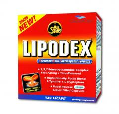 Suppléments minceur Lipodex®