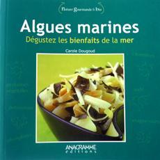 Livre Algues marines