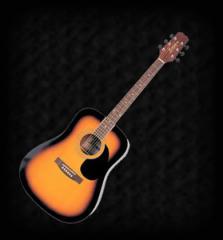 Les guitares acoustiques Storm D70TS