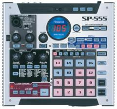 Creative Sampler Roland SP-555
